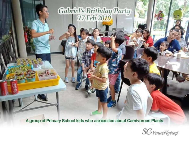 Gabriel Birthday Party II