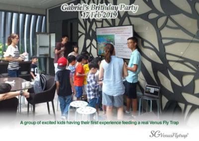 Gabriel Birthday Party IV